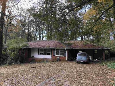Cobb County Single Family Home New: 5074 Doby Ln