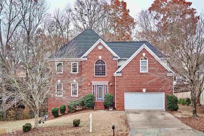 Gwinnett County Single Family Home New: 1054 Slash Pine