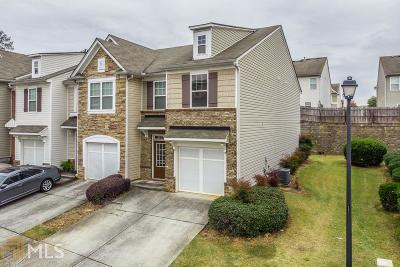 Gwinnett County Condo/Townhouse Under Contract: 2099 Executive Dr