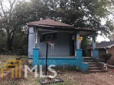Fulton County Single Family Home New: 1016 Ira St