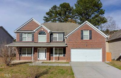Clayton County Single Family Home New: 1369 Koble Mill Ln