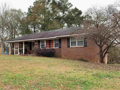 Elbert County, Franklin County, Hart County Single Family Home For Sale: 226 Ellen St