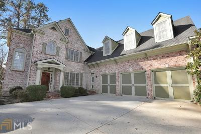 Kennesaw Single Family Home Under Contract: 2091 Kilbirnie Ct