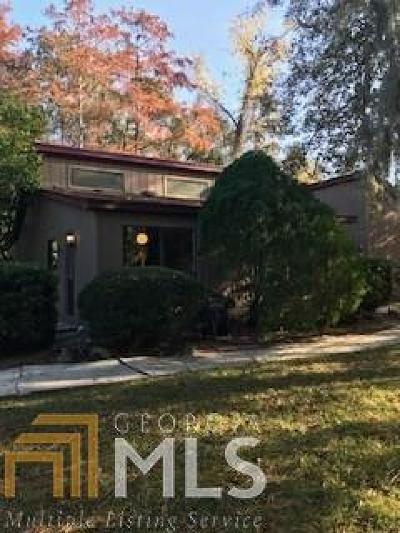 Camden County Single Family Home New: 160 Quail Run