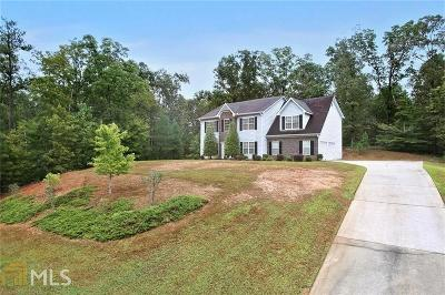 Douglasville Single Family Home New: 7555 Brecken Dr