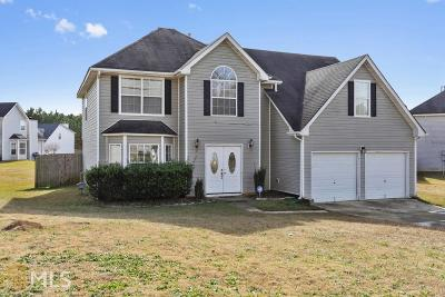 Conyers Single Family Home New: 2236 Exchange Pl
