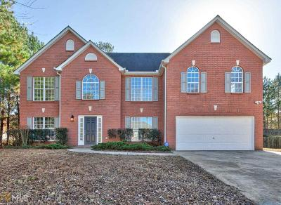 Lithonia Single Family Home New: 6733 Princeton Park