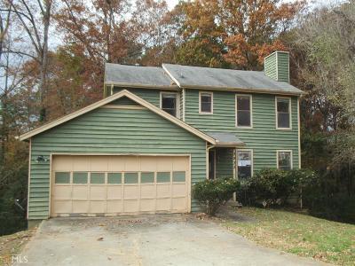 Dekalb County Single Family Home New: 3833 Springleaf Ct