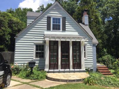 Griffin Single Family Home New: 249 Tilney Ave