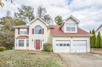 Lithonia Single Family Home Under Contract: 5926 Duren Fields