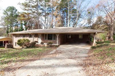 Cobb County Single Family Home New: 6582 S Dillon