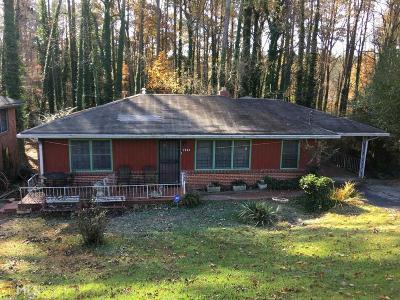 Atlanta Single Family Home New: 2684 Loghaven