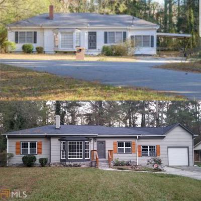 Atlanta Single Family Home New: 804 Laurelmont Dr