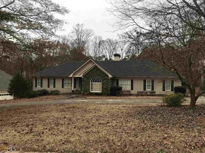 Conyers Single Family Home Under Contract: 1235 Azalea Cir