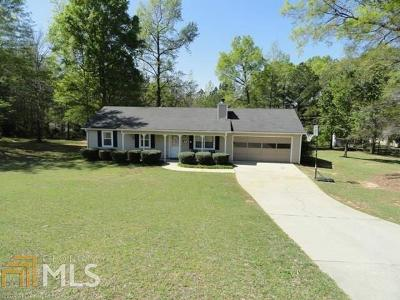 Senoia Single Family Home New: 115 Nicole Way