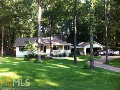 Gainesville Single Family Home New: 2747 Quillians
