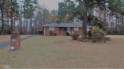 Henry County Single Family Home Under Contract: 919 Clark Dr
