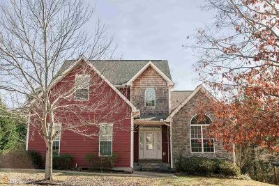 Habersham County Single Family Home New: 111 Hopes Cr