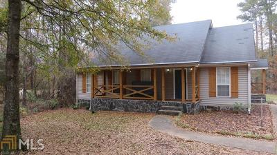 Mcdonough Single Family Home Under Contract: 1391 McGarity Rd