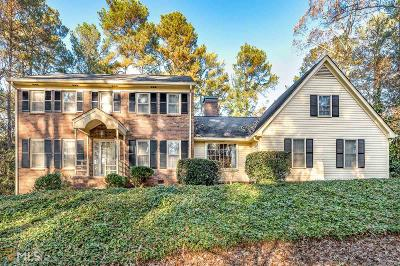 Clayton County Single Family Home New: 2236 Carriage Drive
