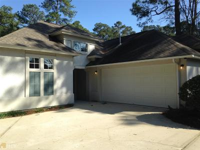 Camden County Rental New: 1421 Tanager Trl