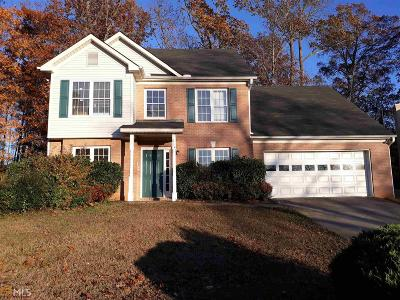 Stone Mountain Single Family Home New: 814 Stephenson Ridge