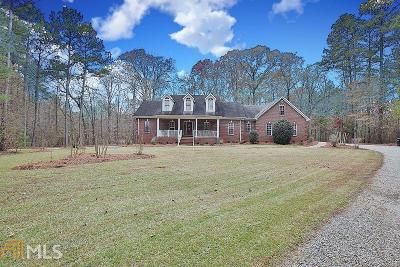 McDonough Single Family Home New: 4755 Peeksville Rd