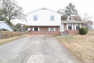 Clayton County Single Family Home New: 7088 Eunice Dr