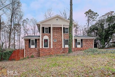 Cobb County Single Family Home New: 503 Duke Drive