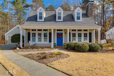 Canton Single Family Home New: 358 Pinehurst Way