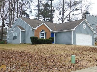 Austell Single Family Home New: 2836 Golden Club Bnd
