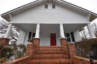 Canton Single Family Home New: 170 Mary Ln