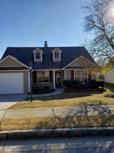Henry County Single Family Home New: 108 Misty Ridge Trl