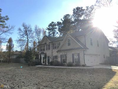 Snellville Single Family Home New: 2432 Flagsmoor