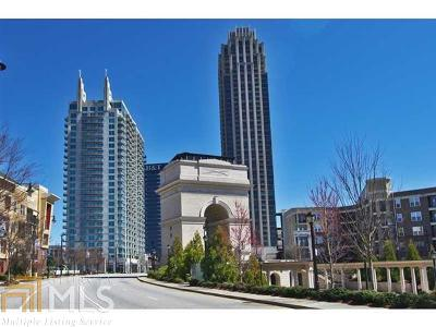 Art Foundry, Art Foundry At Atlantic Station, Art Foundry Atlantic Commons Condo/Townhouse For Sale: 400 17th St #1337