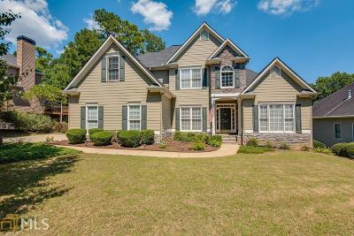 Canton Single Family Home New: 134 Misty Valley Dr