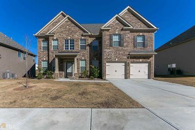 Dekalb County Single Family Home New: 8124 Nolan Trl