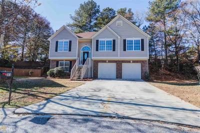 Cobb County Single Family Home New: 3818 SW Majestic Ln