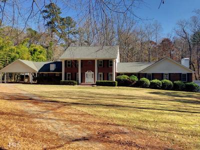 Fayetteville Single Family Home For Sale: 193 S Kite Lake