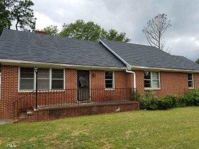 Jackson Single Family Home For Sale: 329 McDonough Rd