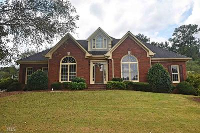 Conyers Single Family Home Under Contract: 2321 Deerfield Chase