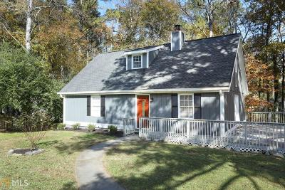 Snellville Single Family Home Under Contract: 3374 Newcastle