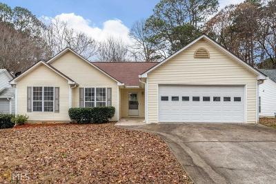Gwinnett County Single Family Home Under Contract: 755 Mill Station Dr