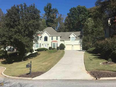 Dekalb County Single Family Home New: 7330 Tidewater Trce