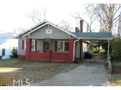 Fulton County Single Family Home New: 1446 Copeland Avenue SW
