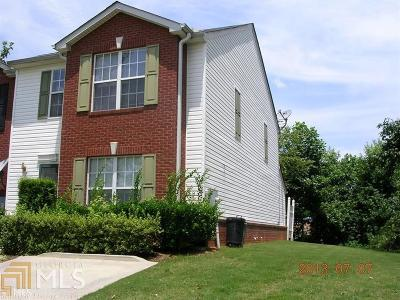 Lithonia Condo/Townhouse Under Contract: 5547 Strathmoor Cir