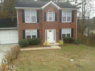 Lithonia Single Family Home New: 7179 Pinnacle Way