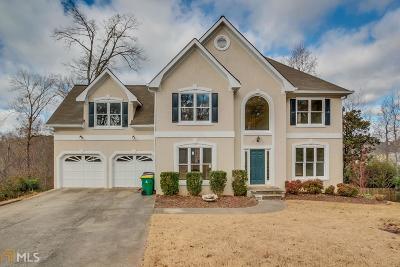 Woodstock Single Family Home New: 218 Cabin Creek Ct