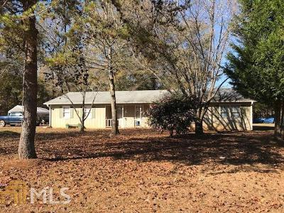 Conyers Single Family Home For Sale: 2840 Abbott Lake