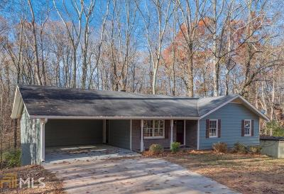 Hall County Single Family Home New: 2313 Fern Dr